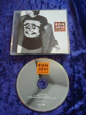CD.BON JOVI.IT'S MY LIFE.CD SINGLE.3 TRACKS.MERCURY MUSIC.ROCK METAL.WITH POSTER