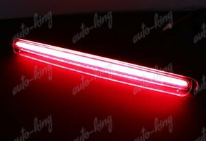 New Red Housing Red Lens LED Strip Third Brake Stop Light For 2005-2010 Scion tC
