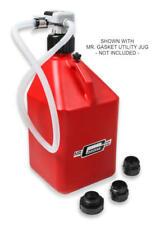 MRG-8000MRG Mr.Gasket Transfer Pump, Fuel, Battery Powered, 3 Gallons Per Minute