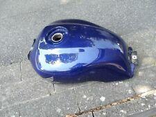 Honda CB750  Sevenfifty Tank schöner  Zustand Farbe blau nicht Original