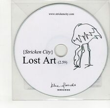 (GO234) Stricken City, Lost Art - DJ CD