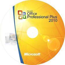 MICROSOFT OFFICE 2010 PROFESSIONAL PLUS 32/64 BIT ESD - ORIGINALE FATTURABILE