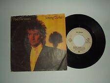 "Rod Stewart / Young Turks –Disco Vinile 45 Giri 7""  Italia 1981"
