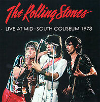 THE ROLLING STONES / DAC-175 HOUND DOG - LIVE IN MEMPHIS 1978 2CD ORIGINAL