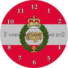 Queens Horloge murale baies