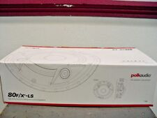 Polk Audio 80 F/X-LS In Ceiling Surround Rear Home Theater Speakers 80FX FXLS