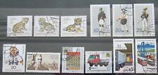 DDR Briefmarken1978 Paradeuniformen,Zoo,Containertransport,Lpz.Messe+...Gummiert