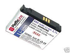 Per samsung sgh L170 L770 E950 L810 batteria Li-ion 850mAh
