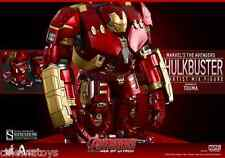 Battle Damaged Iron Man Mark XLIII and Hulkbuster Artist Mix Collection Hot Toys