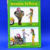 DDR Neues Leben 4 1981 Josipa Lisac Rund Prinzip Katrin Lindner Ku-Klux-Klan W