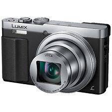 PANASONIC Lumix DMC-TZ71 LEICA Digitalkamera Schwarz/Silber, 12.1 Megapixel, 30x