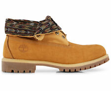TIMBERLAND MENS ROLL TOP BOOT WHEAT - US MENS 12