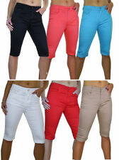 Unbranded Coloured Mid Rise Jeans for Women