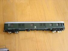 H0 Eisenbahn Personen Wagon Lima DB grün silber 27 cm Wagen Personenwagon 70 er
