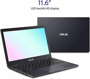 NEW Asus Ultra-Thin Laptop L210M Intel N4020 1.1 GHz/4 GB/64GB eMMC/Windows 10