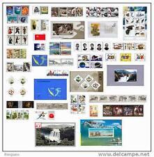 China 2001 Whole Full Year Set MNH**