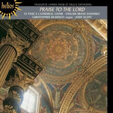Praise to the Lord: Hymns Fron St. Paul's (CD, Sep-1999, Hyperion)