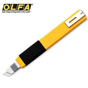 OLFA A-2 Standard Duty Cutter Anti-Slip rubber grip multi purpose model.NEW