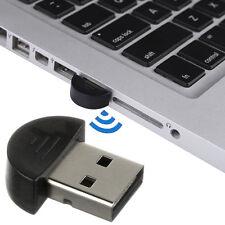 1x USB 2.0 Bluetooth Adapter Dongle Stick Für Windows7,8 VISTA u.v.m. Heiß