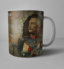 WWI German Patriotic Mug Kronprinz Rupprecht von Bayern Crown Prince of Bavaria