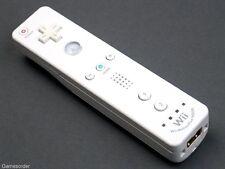 ORIGINAL NINTENDO Wii REMOTE MOTION PLUS INSIDE / INTEGRIERT CONTROLLER °WEISS°