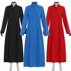 Women's Minister Choir  Robe Clergy Vestment Cardinal Priest robe
