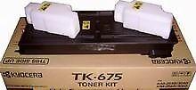 Kyocera - Tk-675 Toner kit 20K