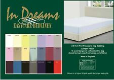 """7' X 6'6""""' fitted sheets(large emperor bed) 13"""" depth box"""
