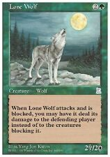 Lupo Solitario - Lone Wolf MTG MAGIC P3K Portal Three Kingdoms English