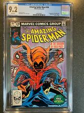 Amazing Spider-Man No.238 Tattooz Included CGC 9.2 1983 1st Hobgoblin Appearance