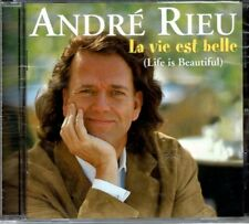 Andre Rieu  La Vie Est Belle    BRAND NEW SEALED CD