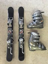 Snowblade PACKAGE,FiveForty 99cm NEW Ski blade,Marker bindings,Dalbello bootsFIT