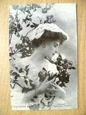 1900s Used Postcard- Theatre Actress MISS DAGMAR WIEHE