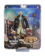Bioshock infinite motorized patriot action figure