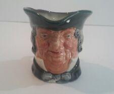 """Royal Doulton Character Jug Parson Brown D5529 Small 3.5"""""""