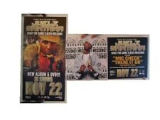 Juelz Santana Poster What The Game's Been Missing Two Sided