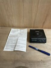 More details for vintage ross  rtc-12 talking alarm clock with instructions