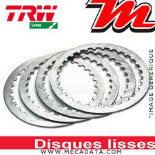 Disques d'embrayage lisses ~ Harley FXDC 1584 Dyna Super GlideCustom 2012 ~ TRW