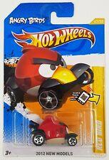 Hot Wheels Angry Birds Pájaro Rojo 2012 Modelos Nuevos