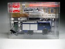Busch 43857 -1:87 H0- MB MK88 - Einsatzfahrzeug - Berliner Bereitschaftspolizei