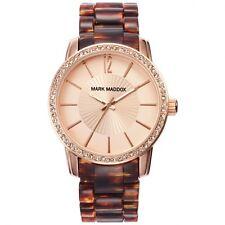MMNP MP3004-99 Mark Maddox Ladies Brown Orange Bracelet Watch