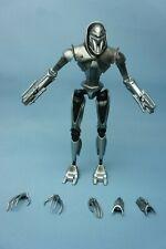 Battlestar Galactica Cylon Centurion Diamond Select Action Figure loose