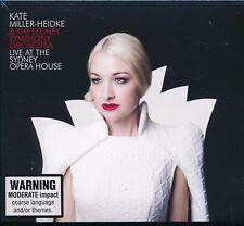 KATE MILLER-HEIDKE Live At The Sydney Opera House CD NEW