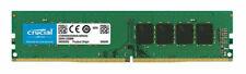 New Crucial 8GB 1x8GB DDR4-2666 Memory (CT8G4DFS824A) High Speed 288 pins UDIMM