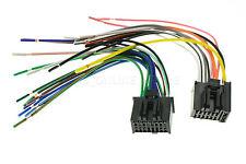 Car Radio Stereo Male Wiring Harness For CHEVY GMC PONTIAC & SATURN
