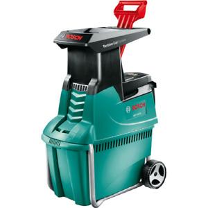 Bosch AXT25TC Garden Shredder Quiet 2500 watt 240v 13amp 3 pin uk plug