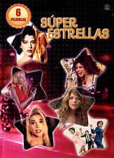Super Estrellas: 6 Peliculas (DVD, 2013, 2-Disc Set)