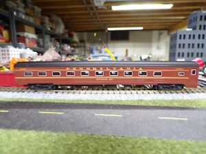 N Scale Kato Pennsylvania Pullman From Broadway Limited add on set