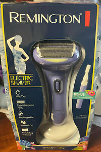 Remington WDF5030 4 Blades Waterproof Rechargeable Electric Shaver Brand New