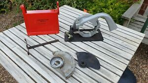 Vintage Black & Decker Horizontal Drill Stand 2 and other bits job lot